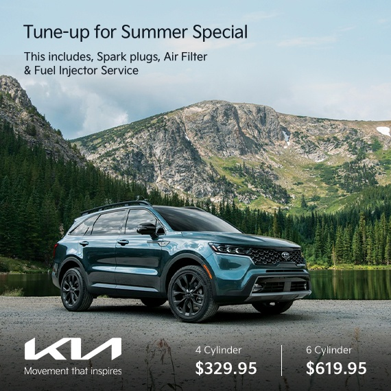 Tune-up for summer special