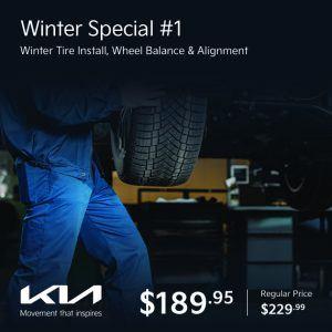 leggat kia winter tire install tile banner